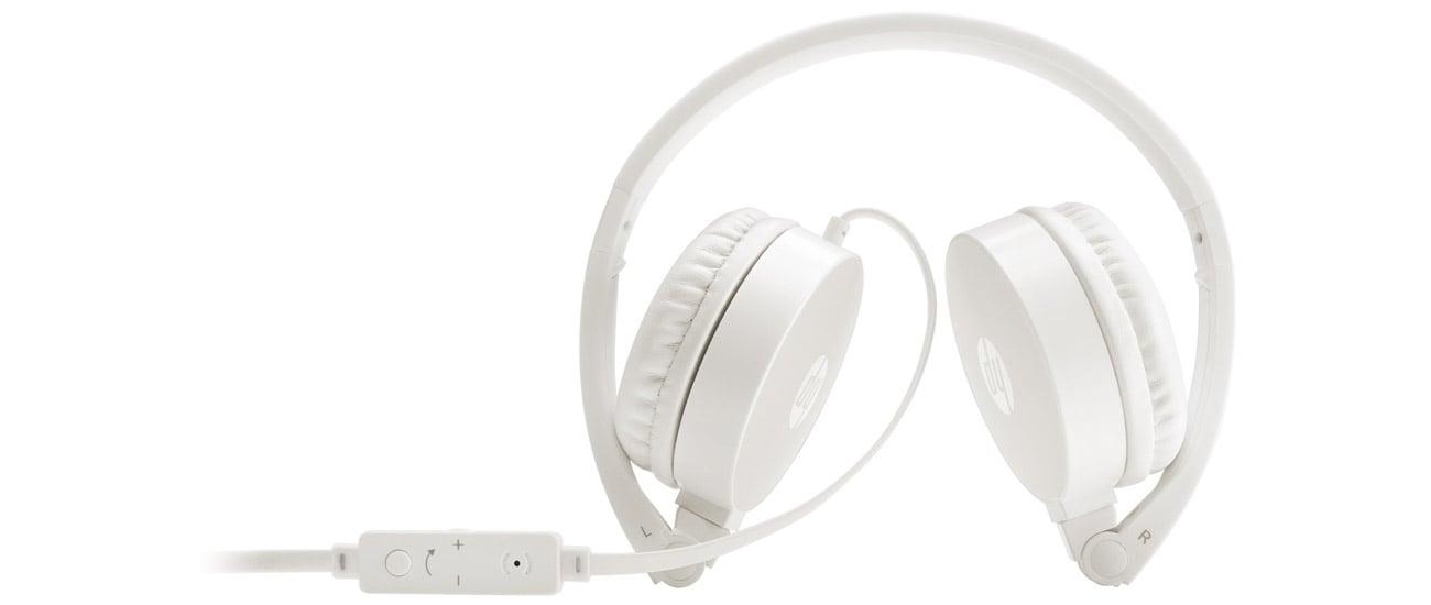 Słuchawki przewodowe HP H2800