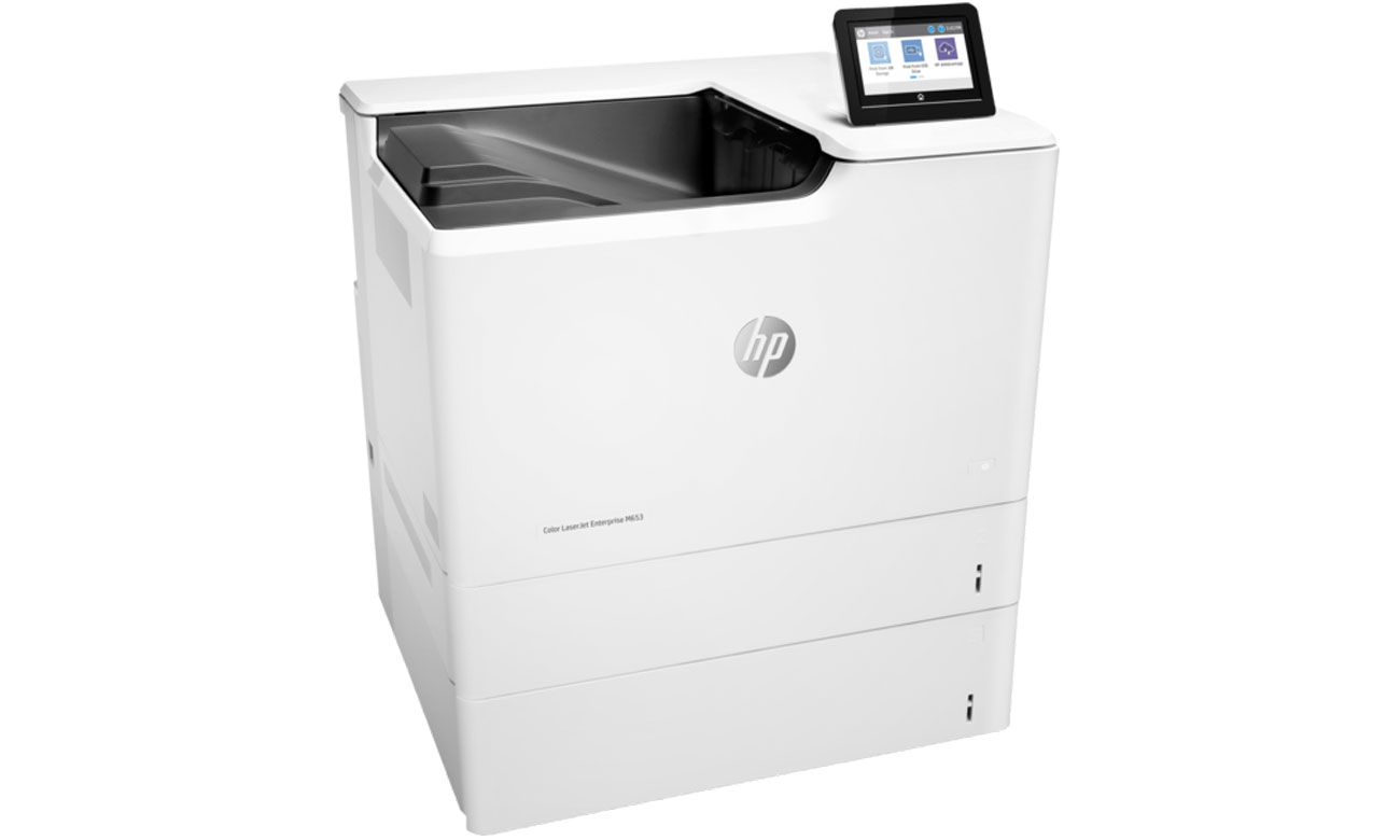 Drukarka do biura i korporacji HP Color LaserJet Enterprise M653x
