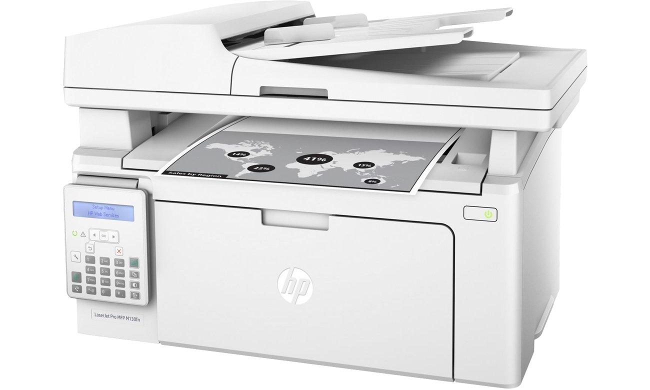 Urządzenie wielofunkcyjne HP LaserJet Pro M130fn