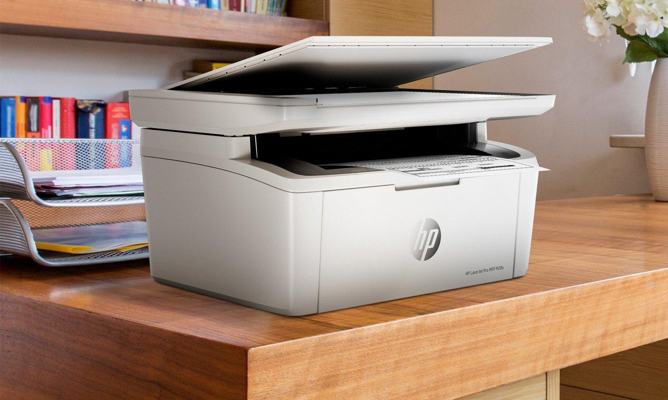 Drucken Scannen Kopieren mit dem Dynamic Securityfähigen Drucker HP M28a Laserdrucker W2G54A