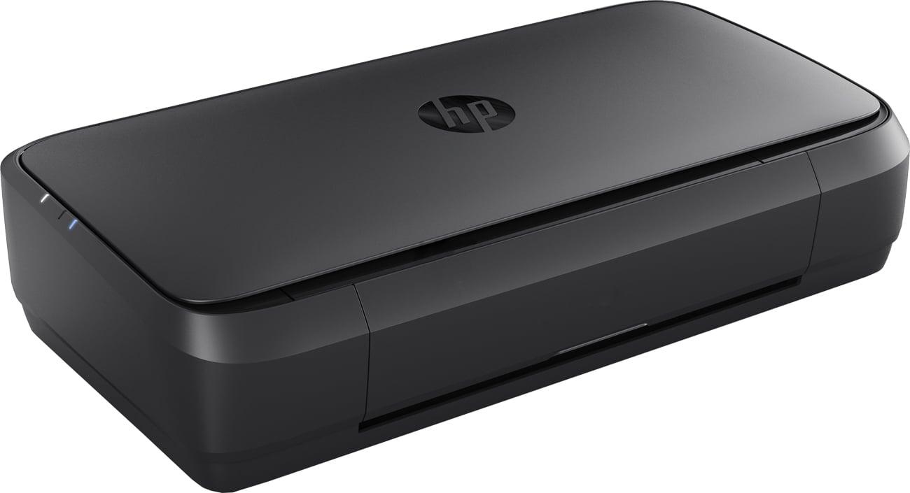 HP OfficeJet 252 widok zamkniętego urządzenia