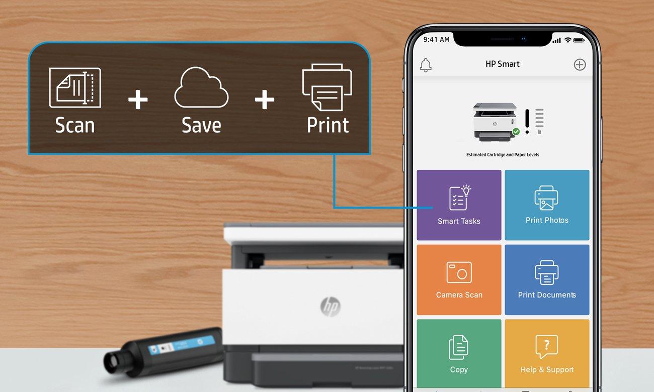 Ogromne możliwości z aplikacją HP Smart