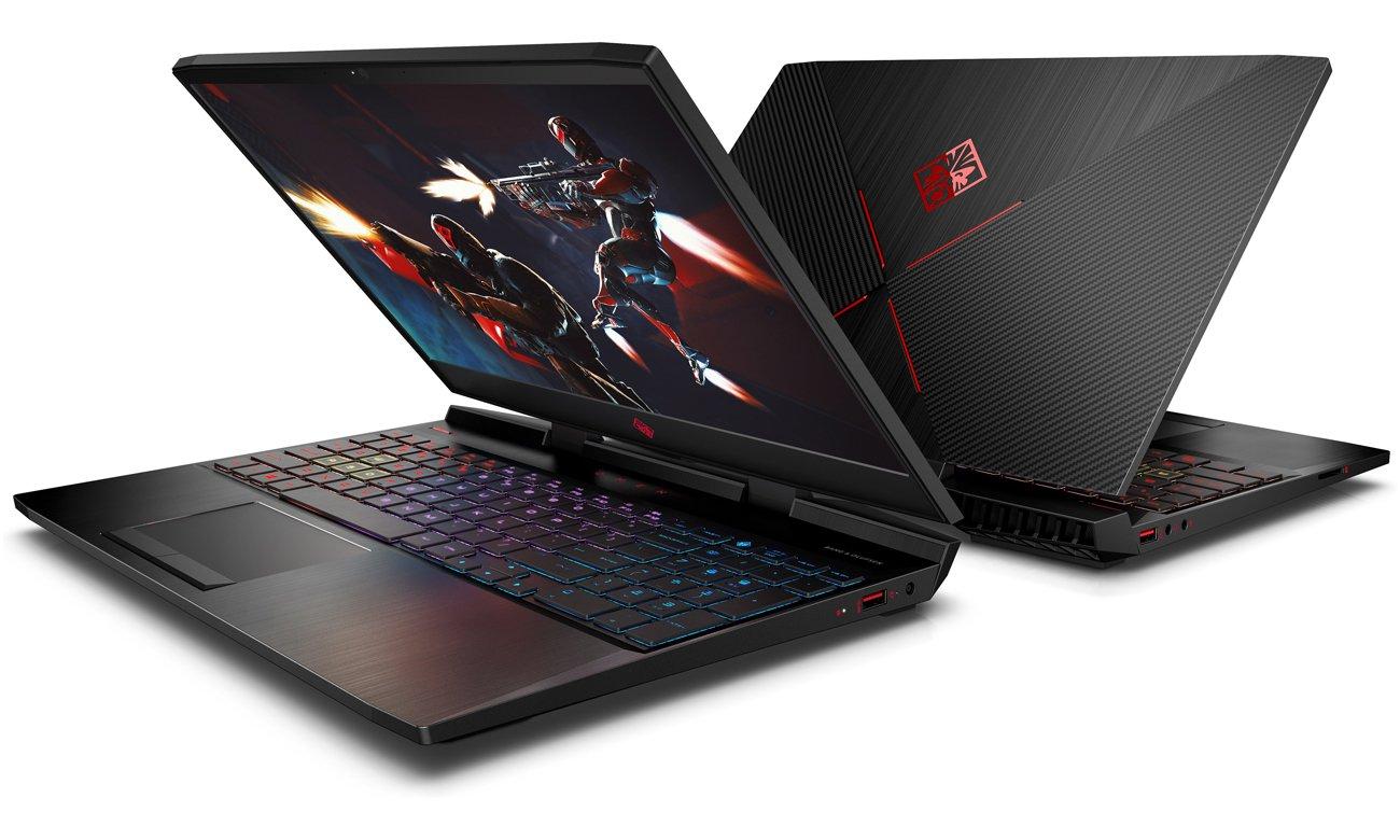 HP Omen 15 GeForce GTX 1050Ti – Twój gamingowy oręż