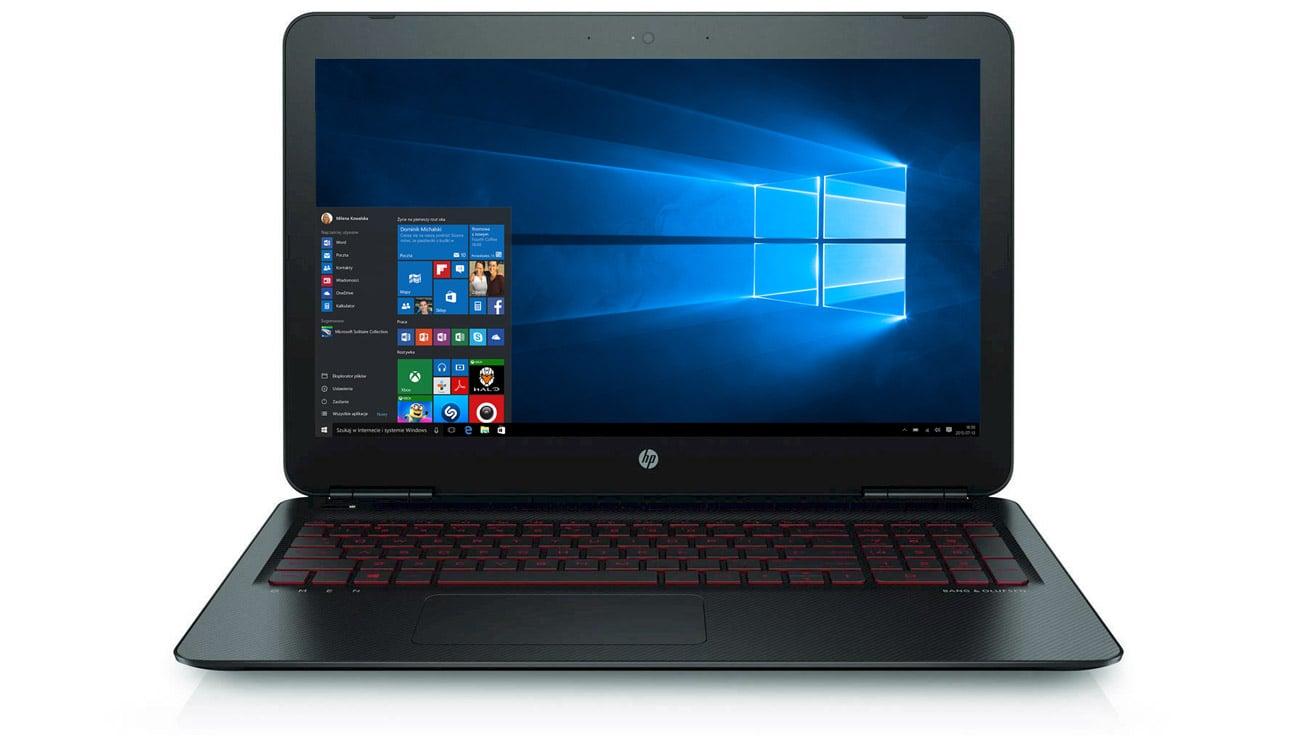 HP OMEN Karta graficzna NVIDIA GeForce GTX 1050
