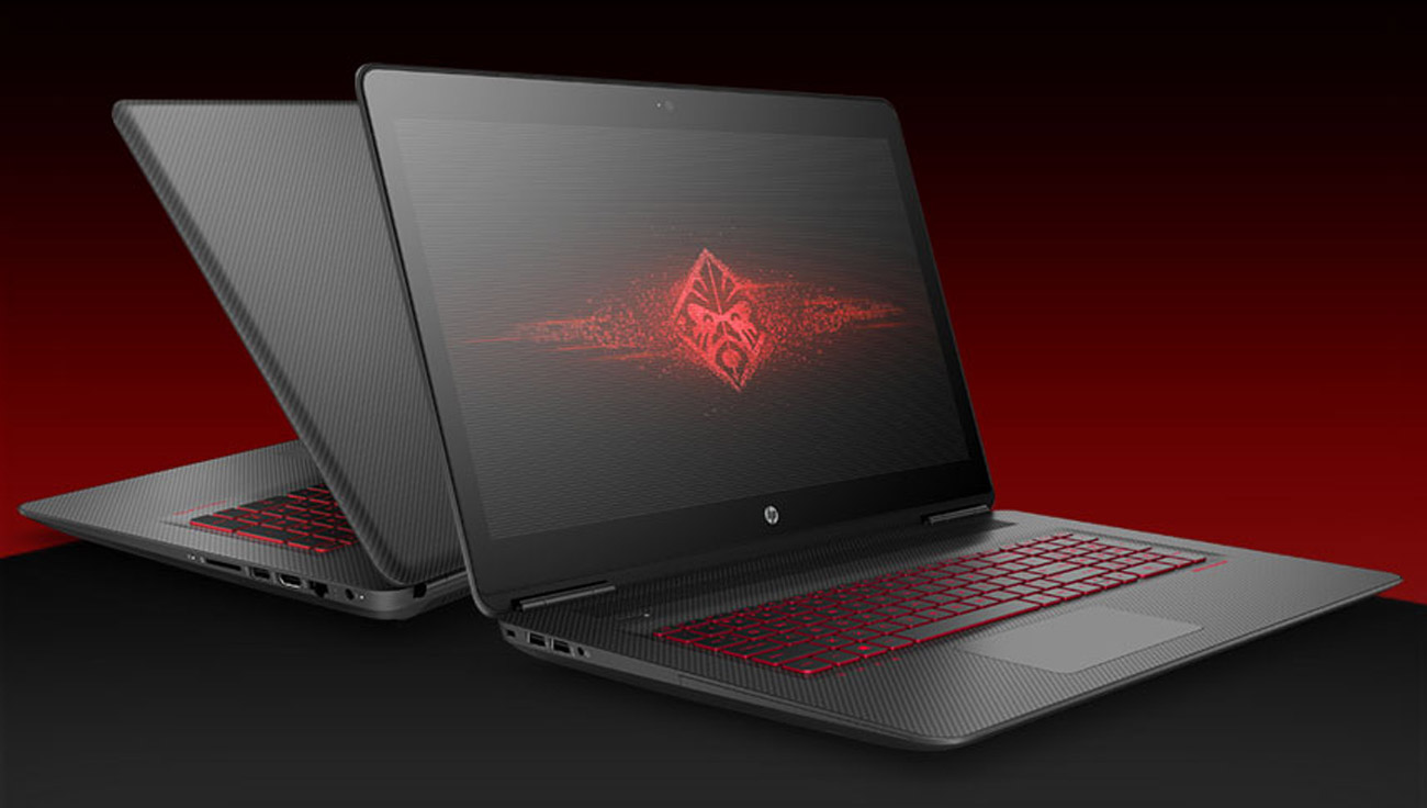 HP OMEN laptop do gier