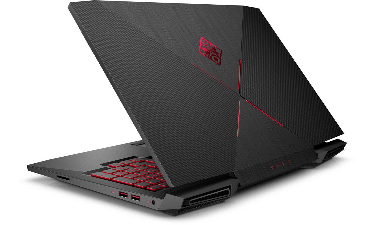 HP OMEN laptop gamingowy dla graczy mobilnych
