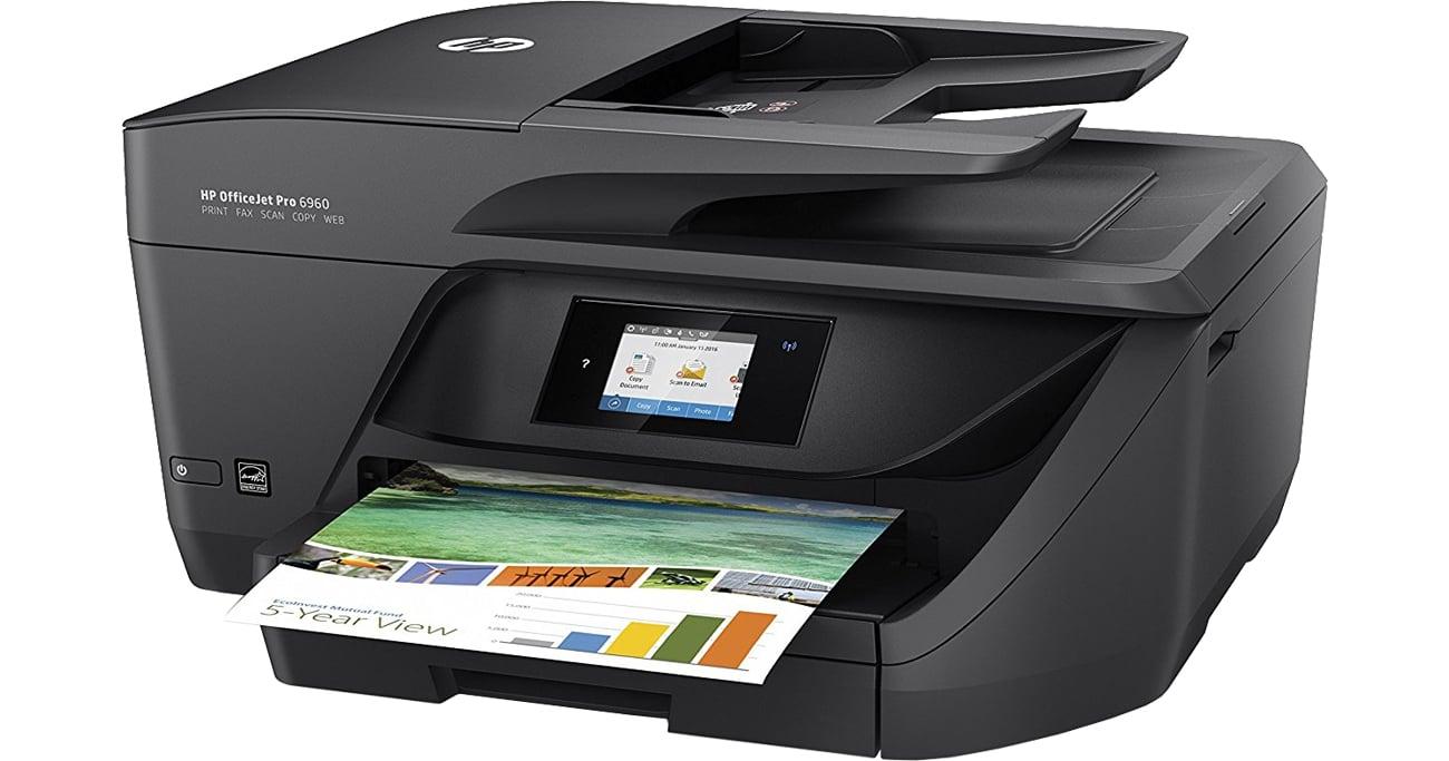 Urządzenie wielofunkcyjne HP OfficeJet Pro 6960