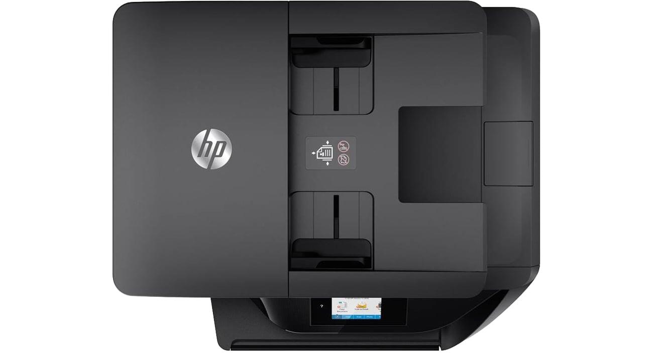 HP OfficeJet Pro 6970 widok z góry