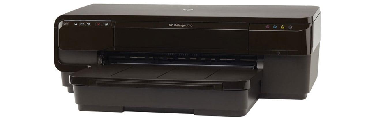 drukarka HP OfficeJet Pro 7110 rzut z oka