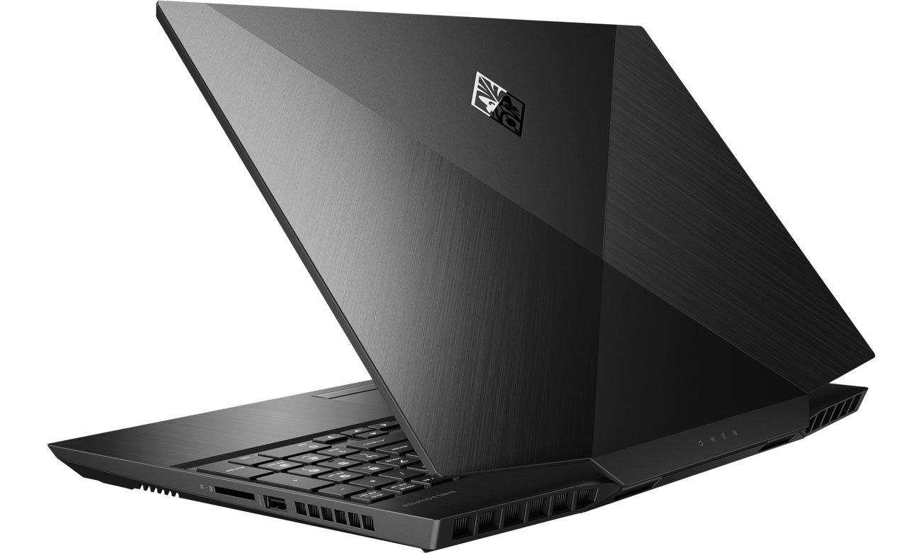 HP Omen 15 Procesor Intel Core i7 dziewiątej generacji
