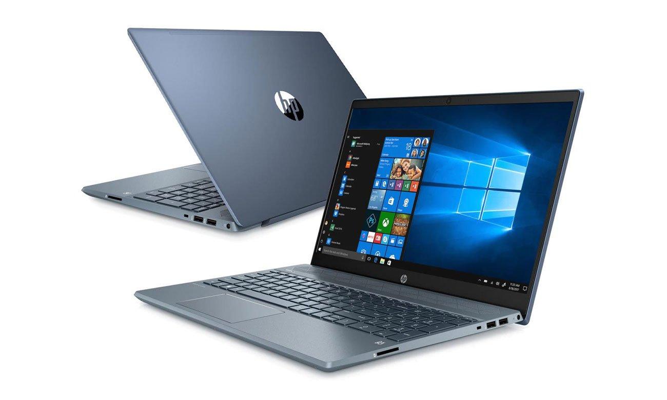 Uniwersalny laptop HP Pavilion 15