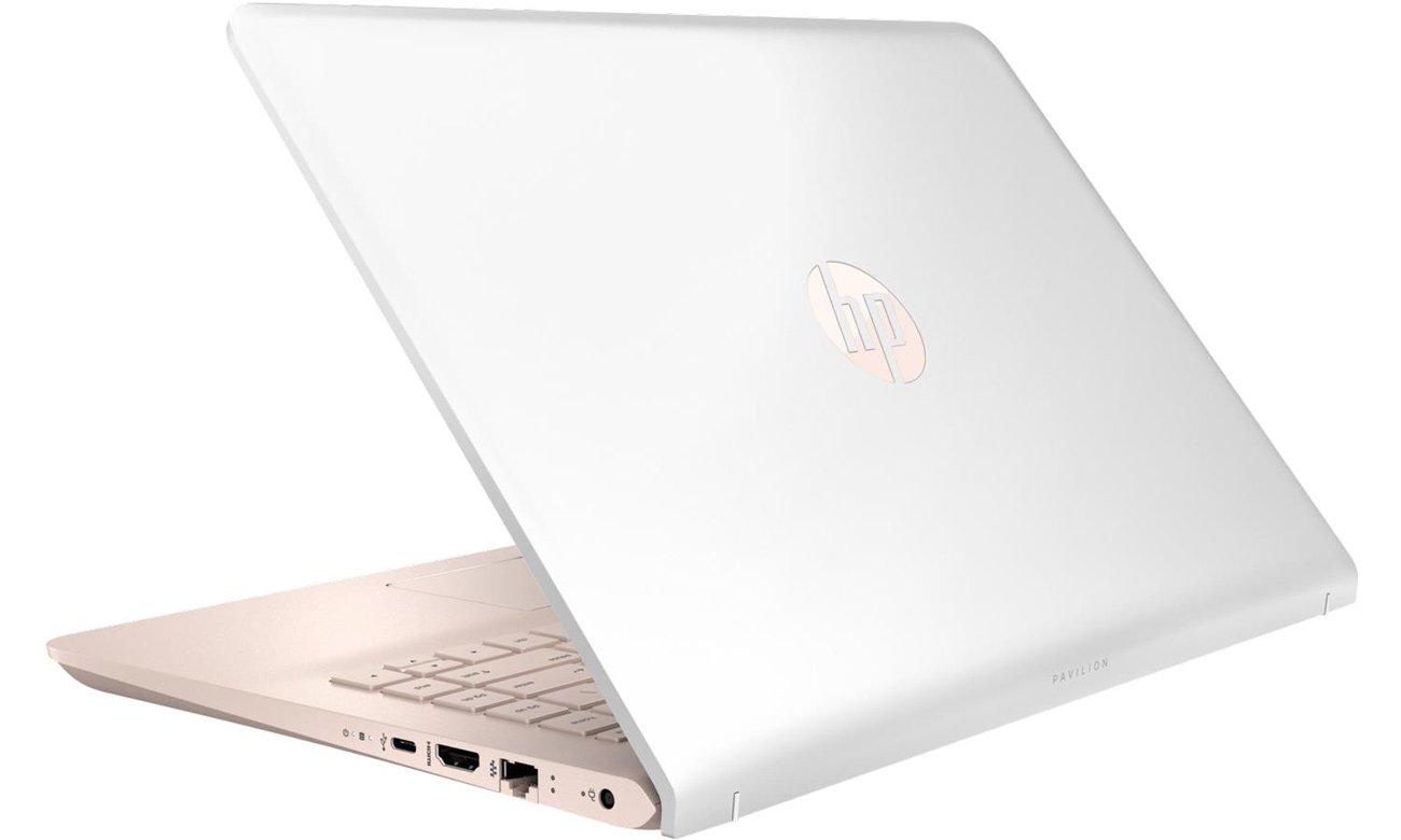 HP Pavilion 14 Rose Gold układ graficzny nvidia geforce 940MX