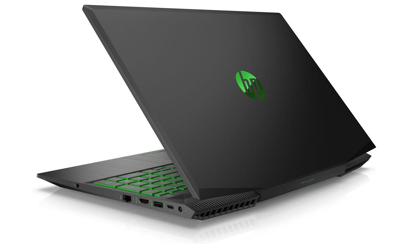 HP Gaming Pavilion 15 Procesor Intel Core i5 ósmej generacji