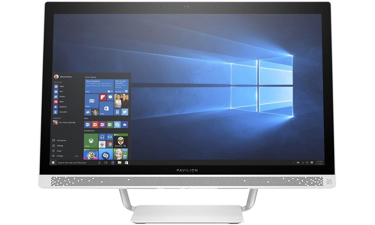 HP Pavilion 27 układ graficzny NVIDIA GeForce 930MX