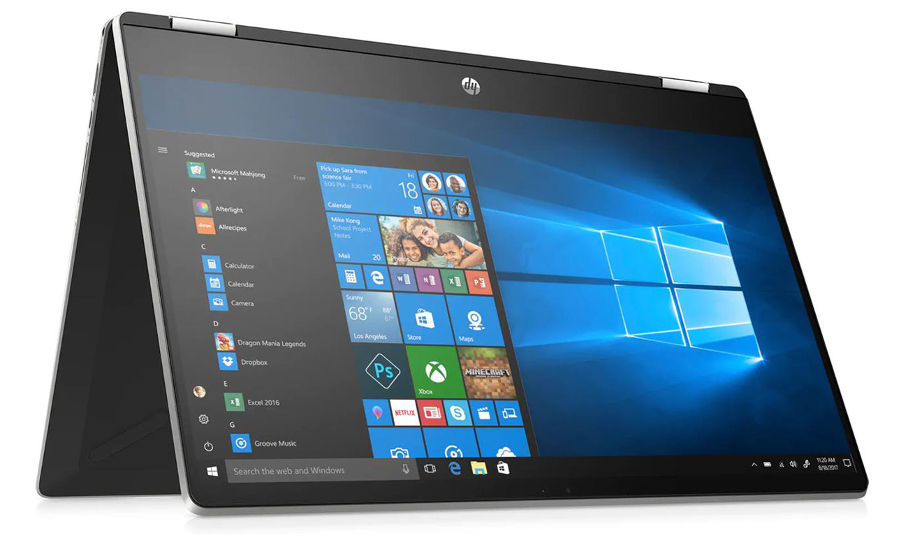 Laptop konwertowalny HP Pavilion 15 x360