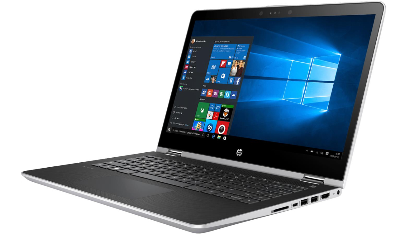 HP Pavilion x360 intel core i3 siódmej generacji