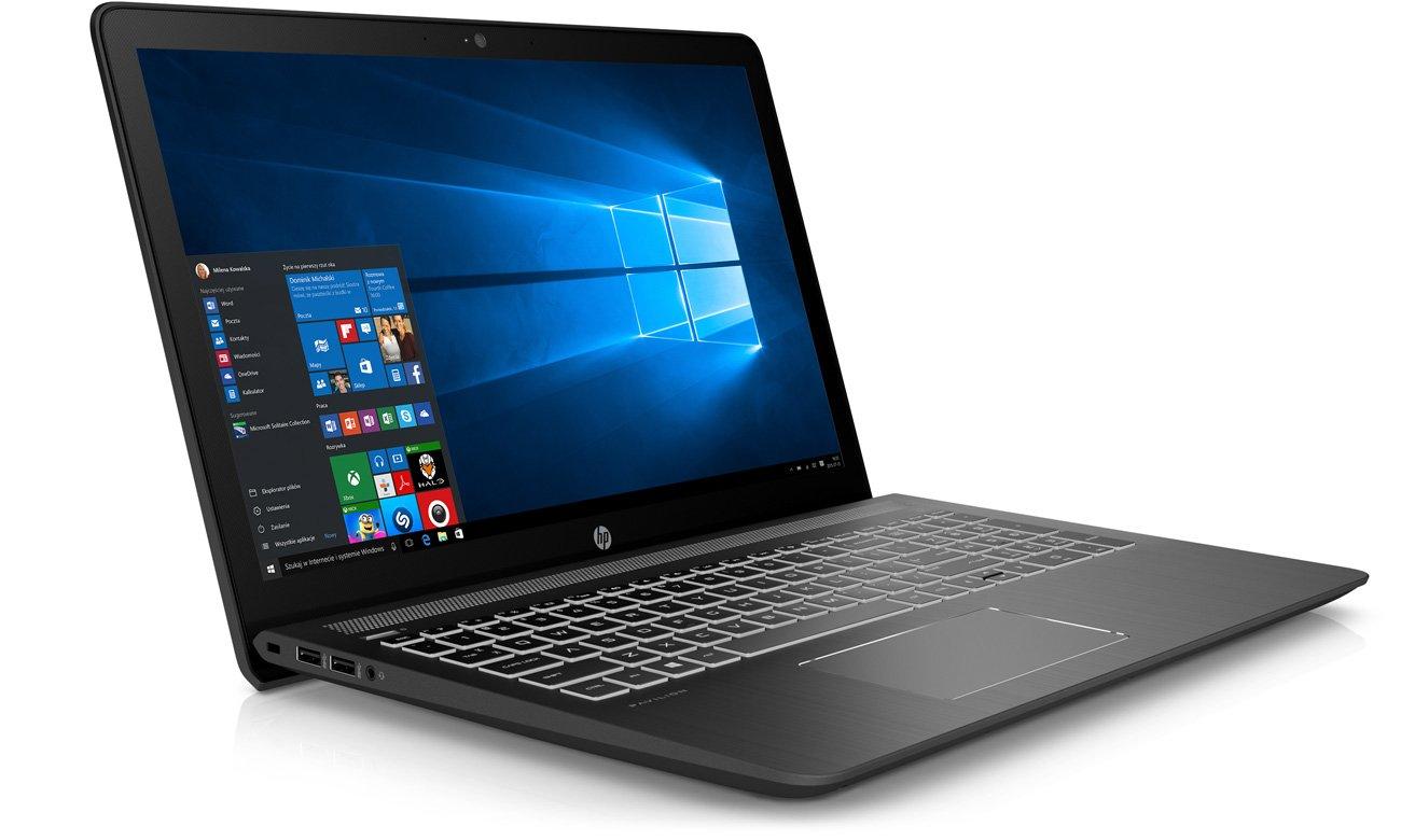 procesor intel core i5 siódmej generacji w HP Pavilion Power