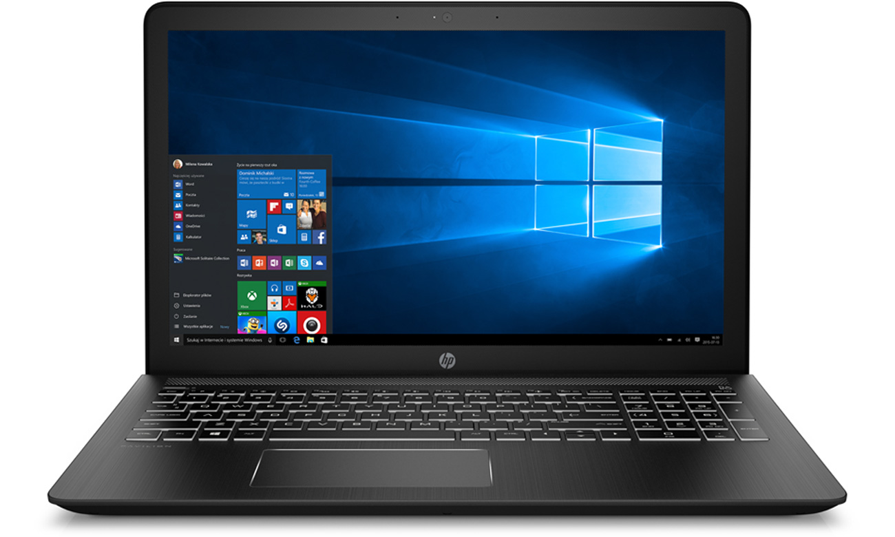 HP Pavilion Power графічний чіп nvidia geforce gtx 1050
