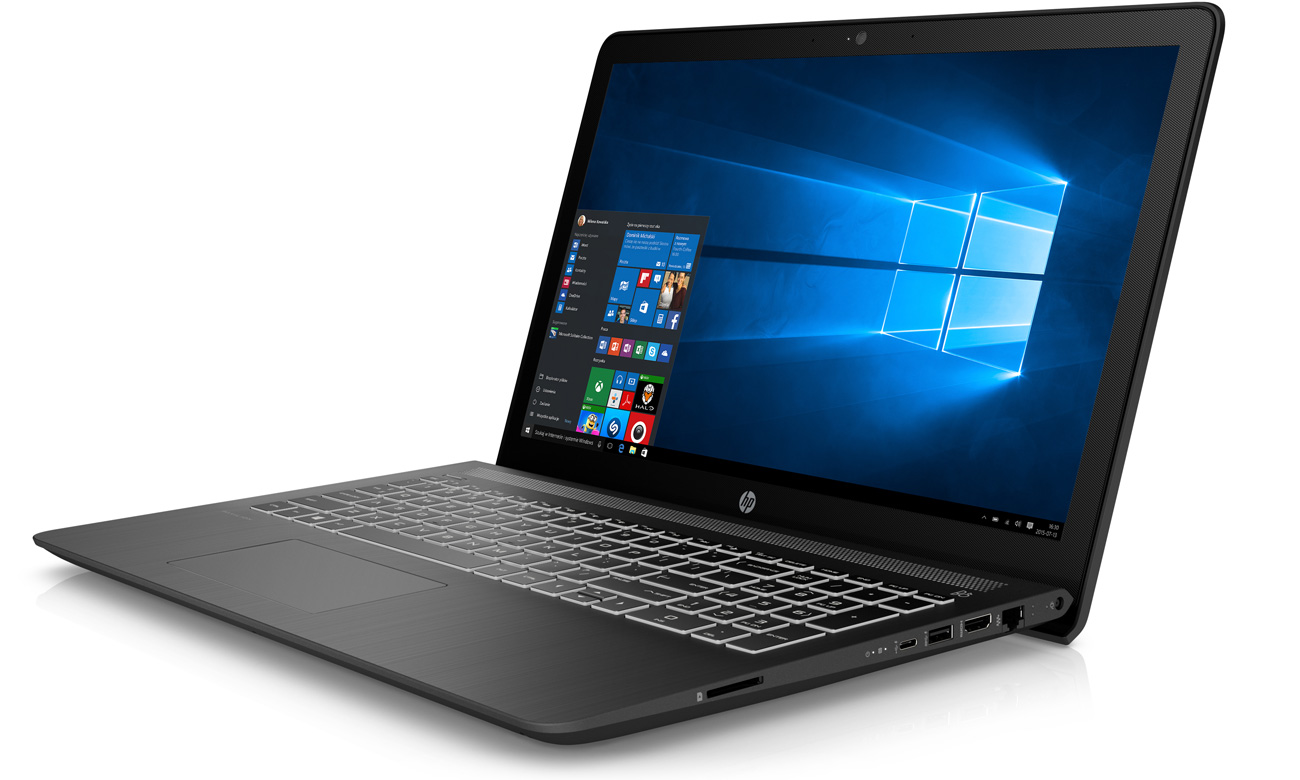 HP Pavilion Power ekran ips fhd