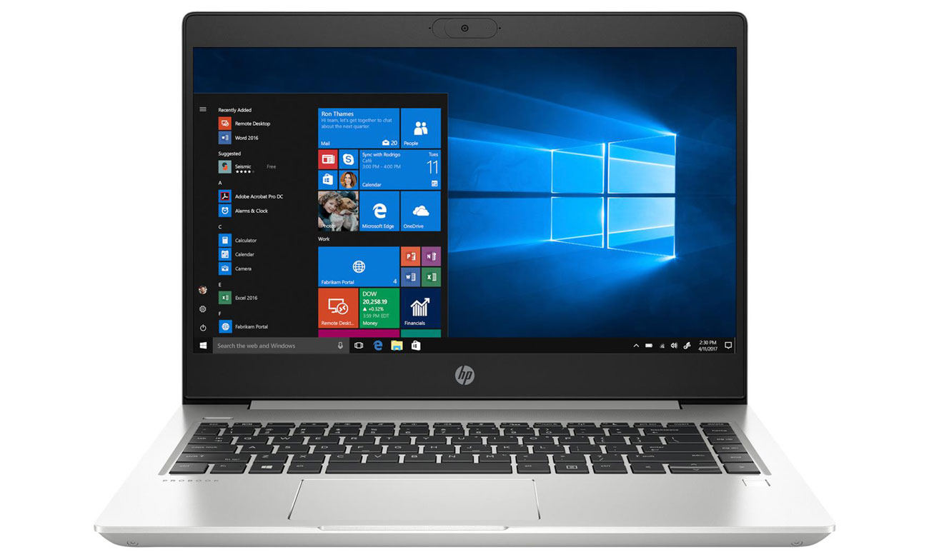 Biznesowy laptop HP ProBook 440 G7
