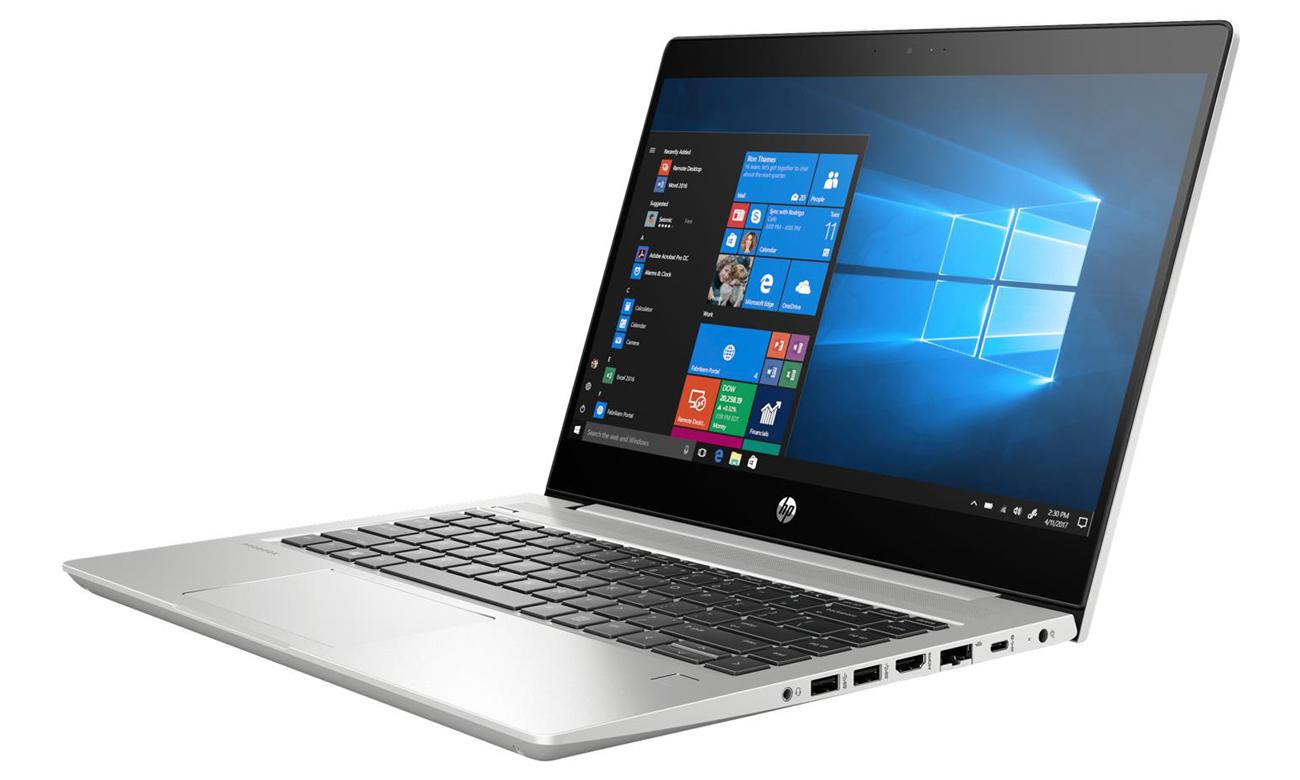 Laptop biznesowy HP ProBook 445 G6