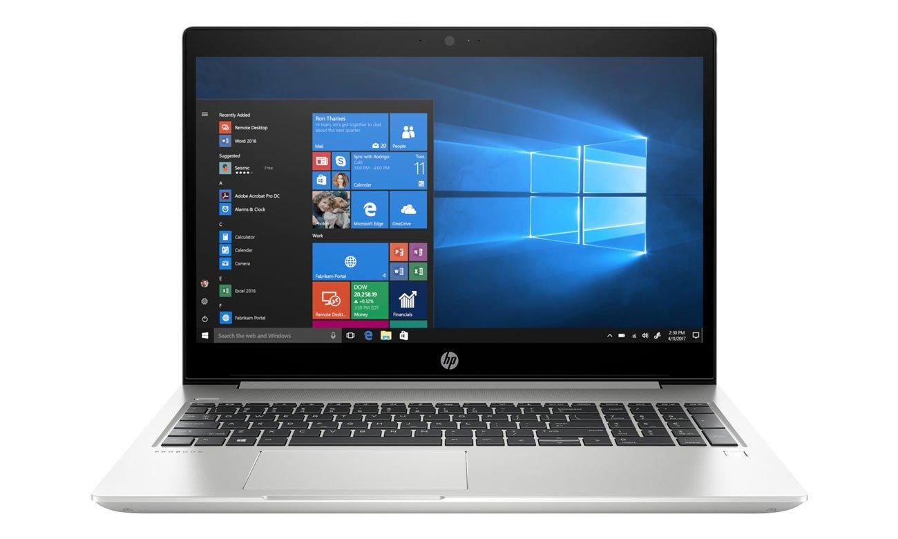 Laptop biznesowy HP ProBook 455 G7