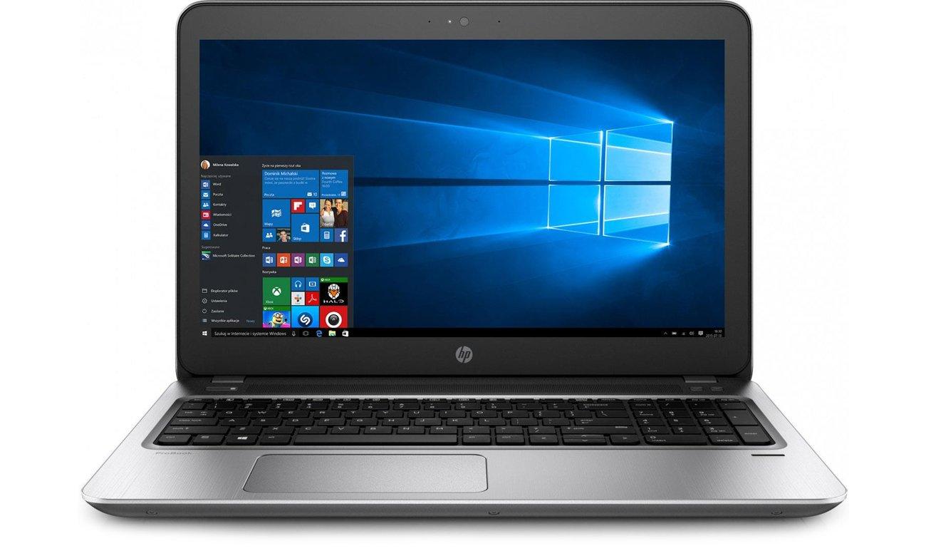 HP 250 G6 układ graficzny intel hd graphics