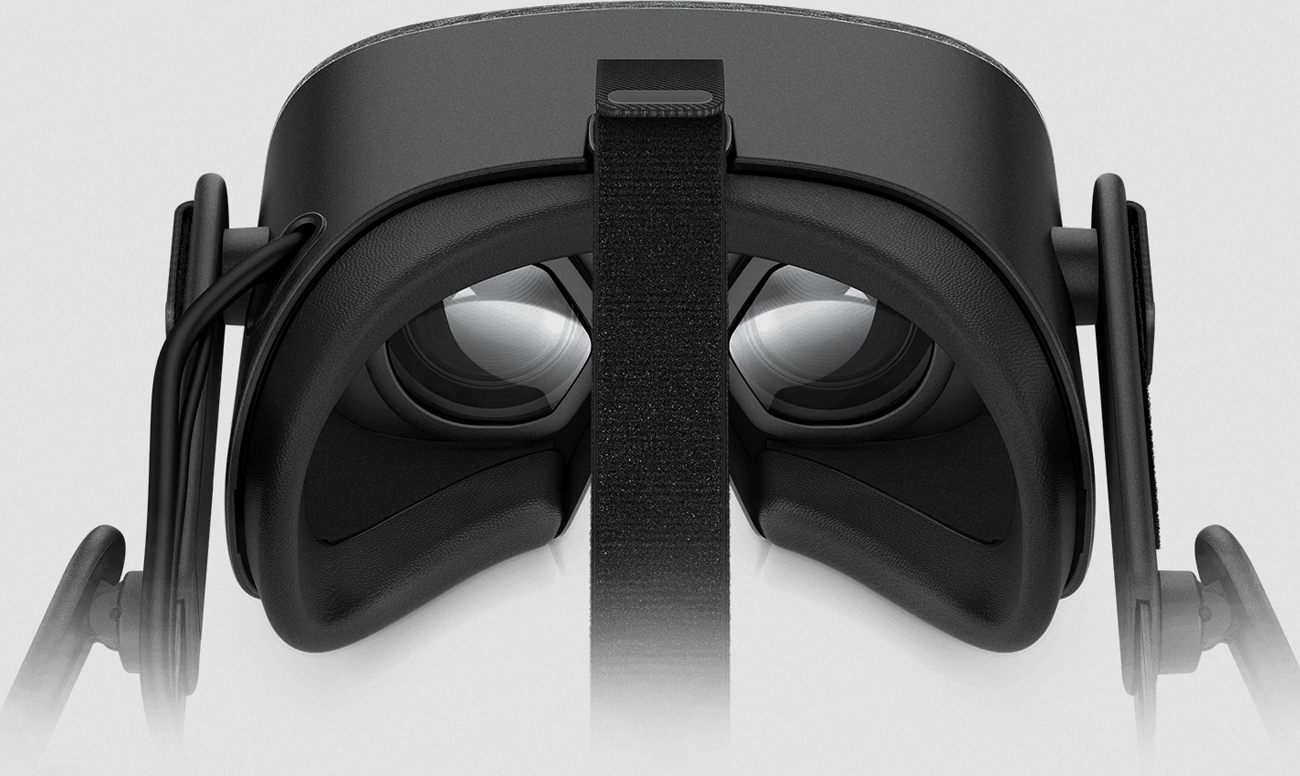 Gogle VR HP Reverb Virtual Reality Headset