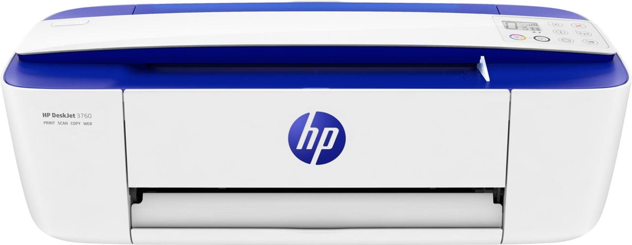 Urządzenie wielofunkcyjne do zastosowań domowych i firmowych HP DeskJet Ink Advantage 3760