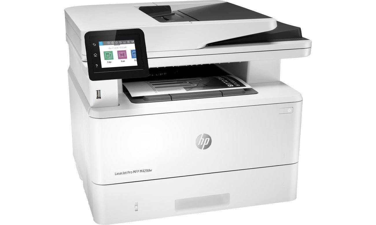 Urządzenie wielofunkcyjne HP LaserJet Pro 400 M428dw