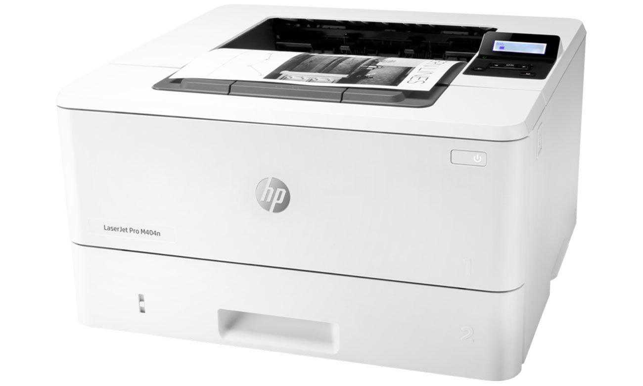 Drukarka do domu i biura HP LaserJet Pro M404n