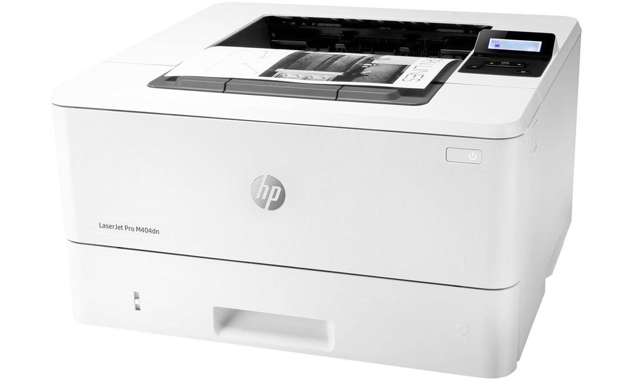 Drukarka do domu i biura HP LaserJet Pro M404dn