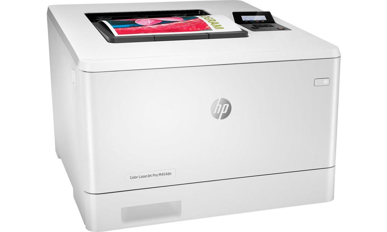 Drukarka HP Color LaserJet Pro M454dn