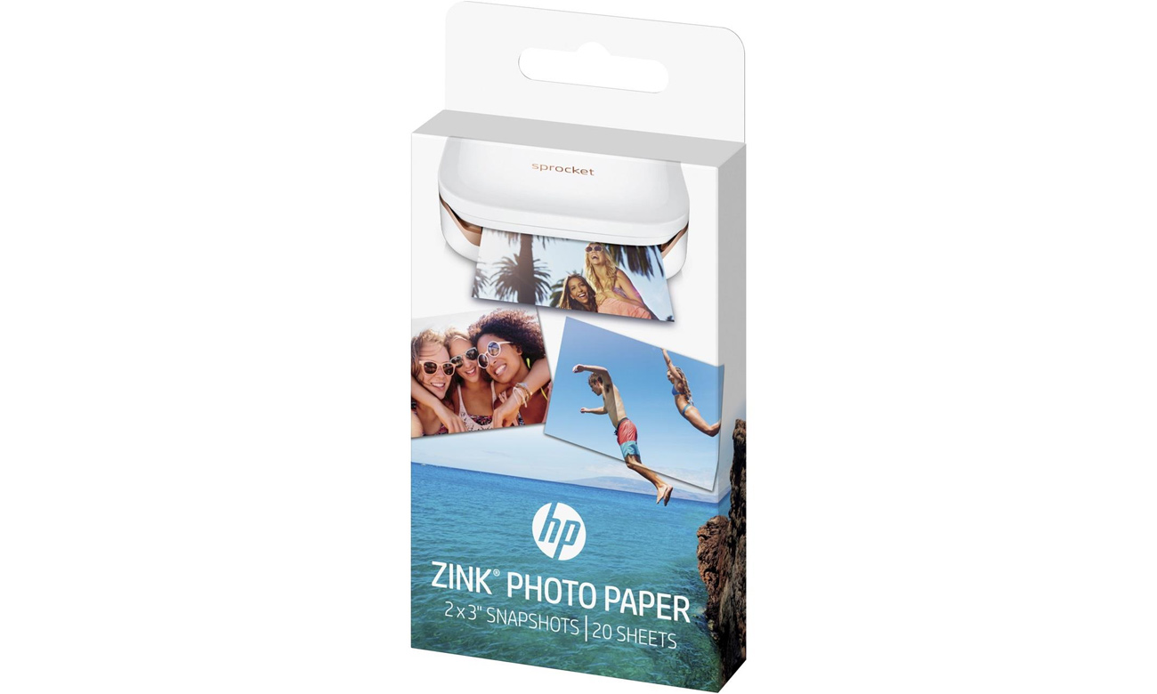 Papier fotograficzny ZINK