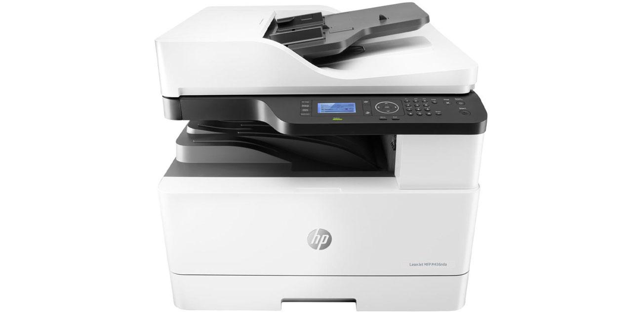 Urządzenie wielofunkcyjne idealne do domu i małego biura HP LaserJet Pro M436nda