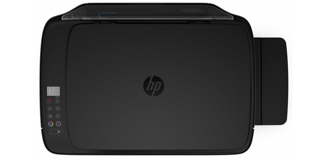 HP DeskJet GT 5820 Widok Z Góry