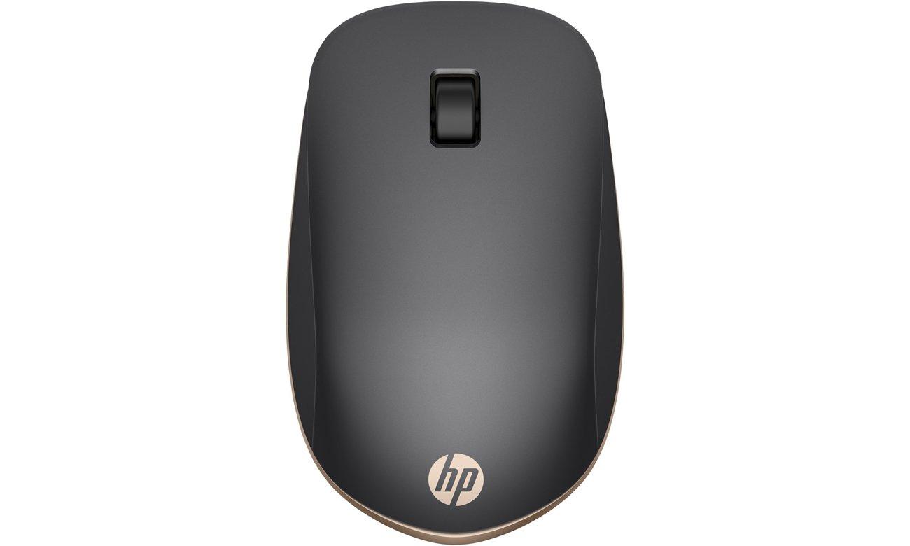 Mysz HP Z5000 Widok Z Góry