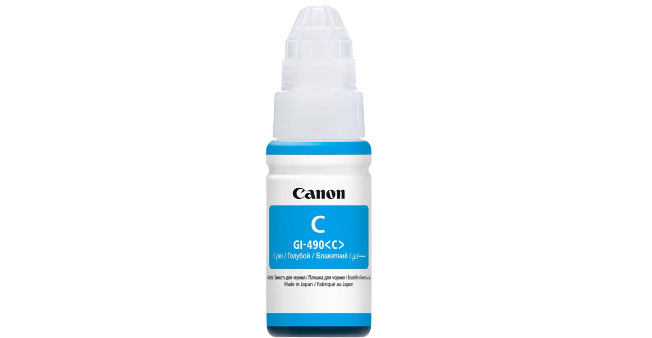 Canon GI-490C cyan