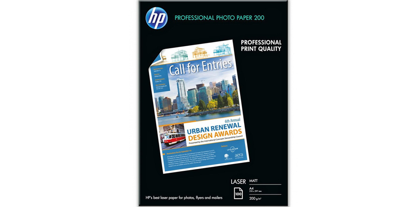 HP Papier fotograficzny