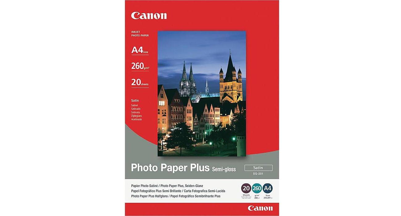 Papier fotograficzny Canon SG-201