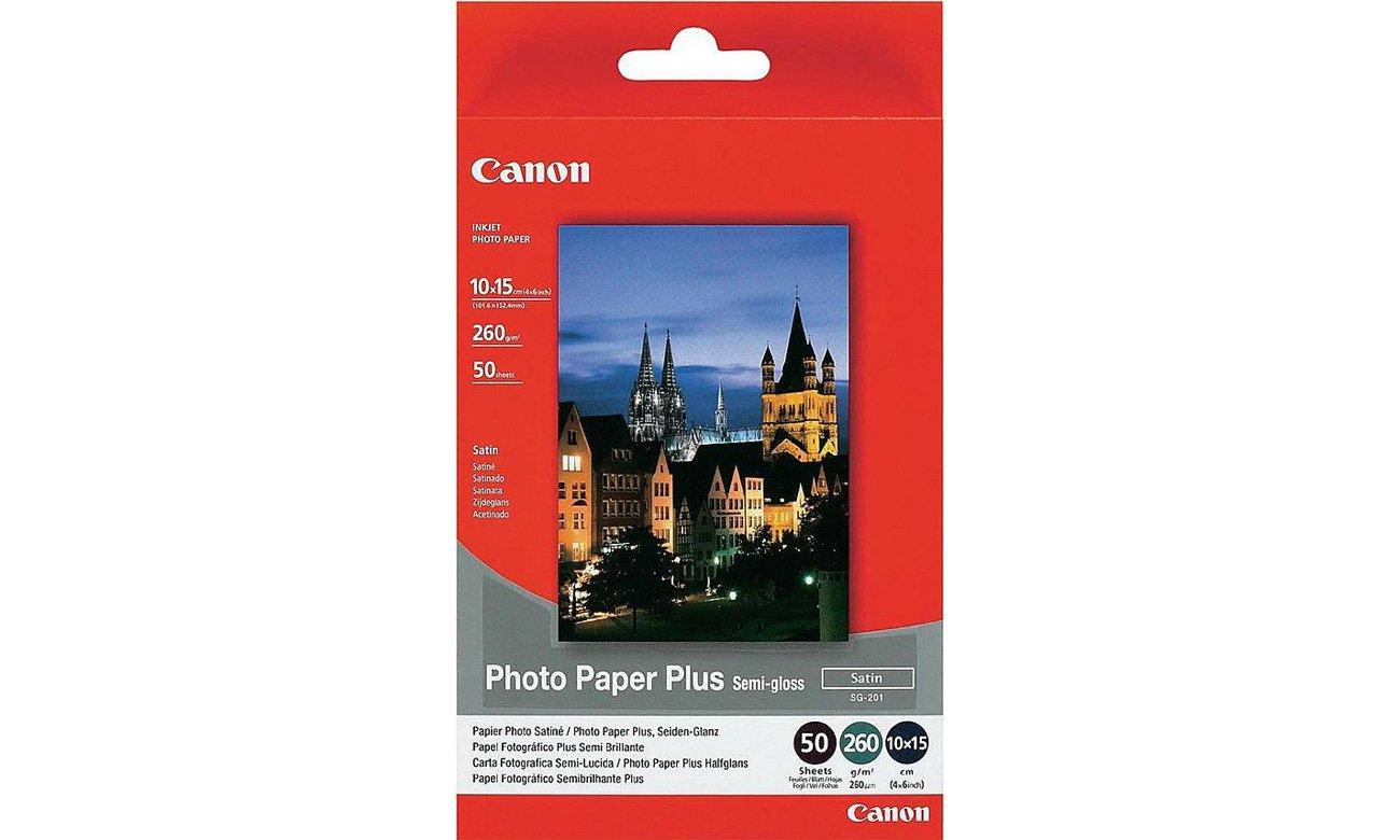 Canon Papier fotograficzny SG-201