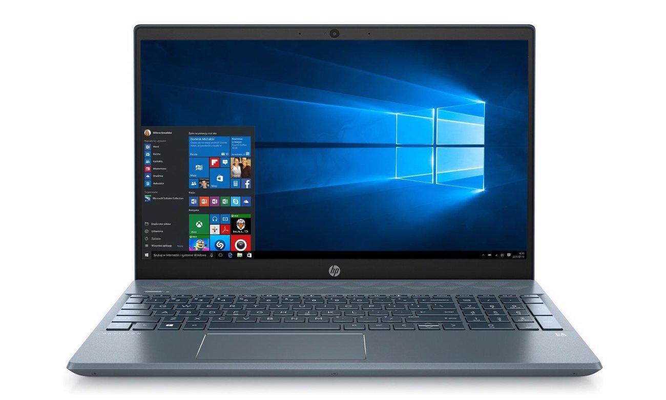 Laptop HP Pavilion 15 wydajność najnowszy procesor