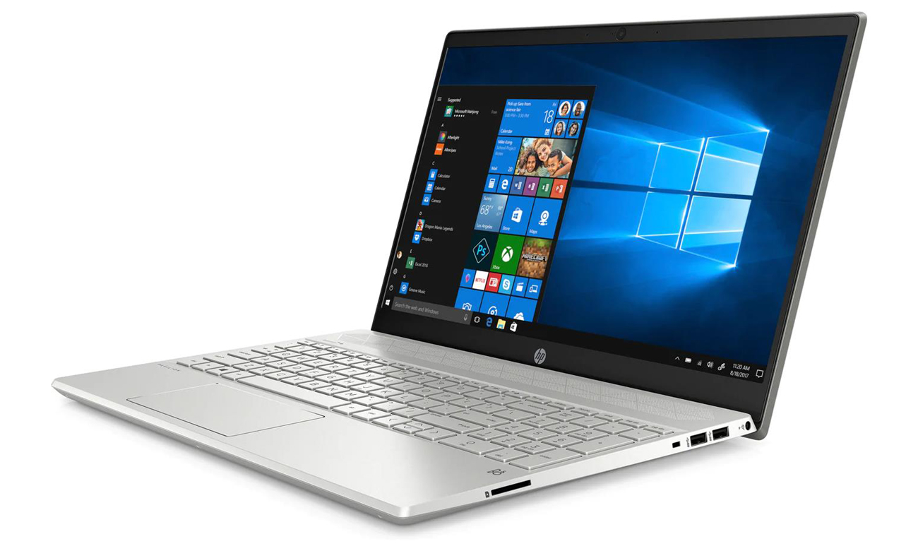 Laptop HP Pavilion 15 dźwięk o doskonałej jakości audio Boost