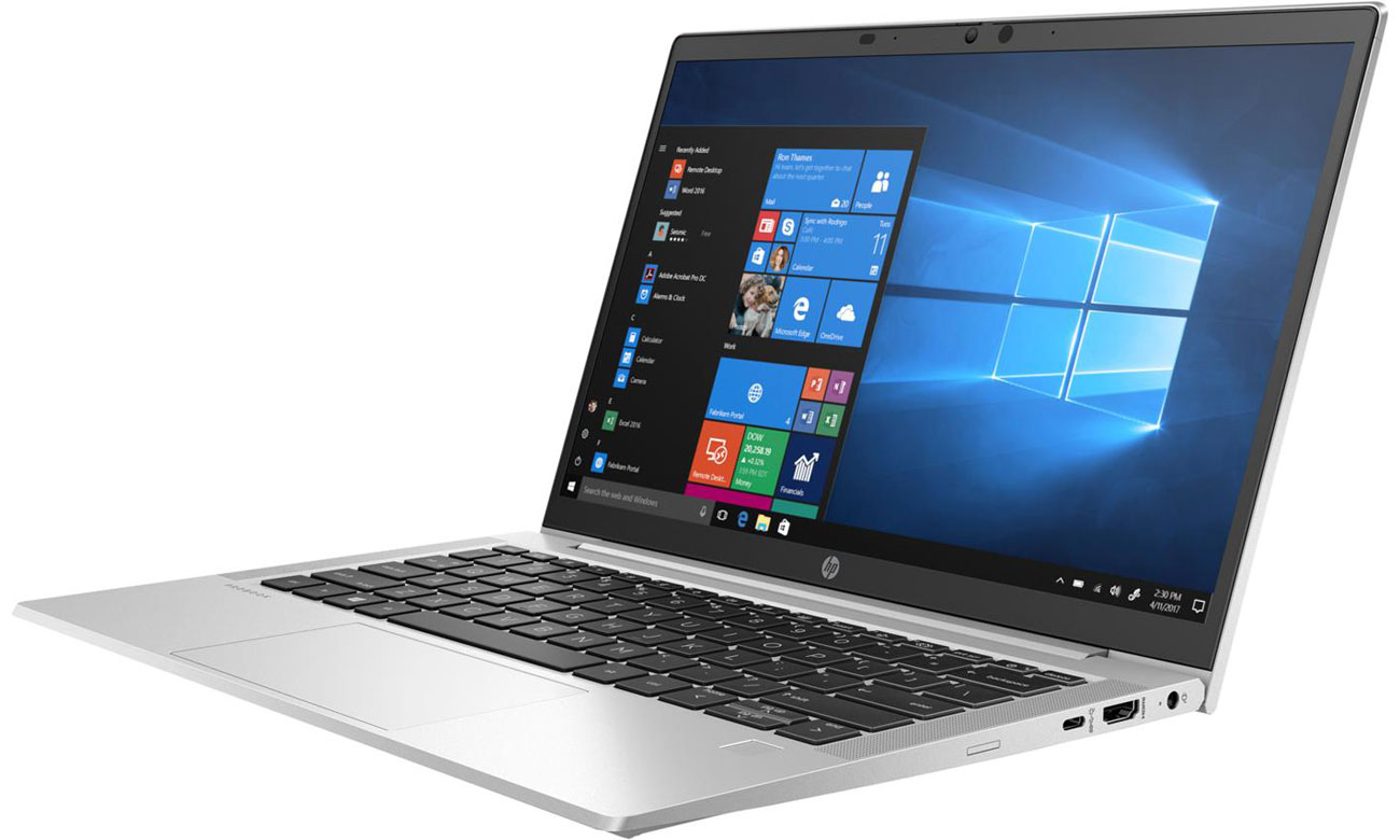 Laptop biznesowy HP ProBook 635 G7