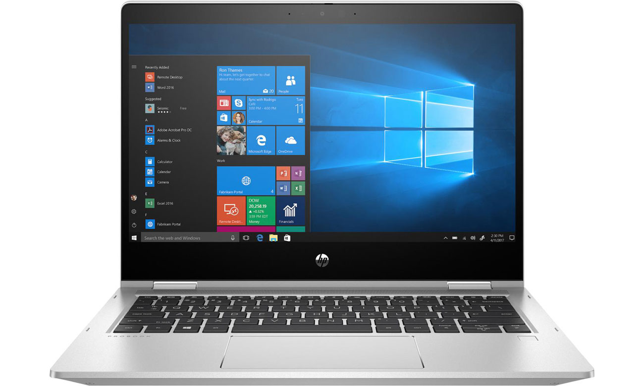 Biznesowy laptop HP ProBook x360 435 G7