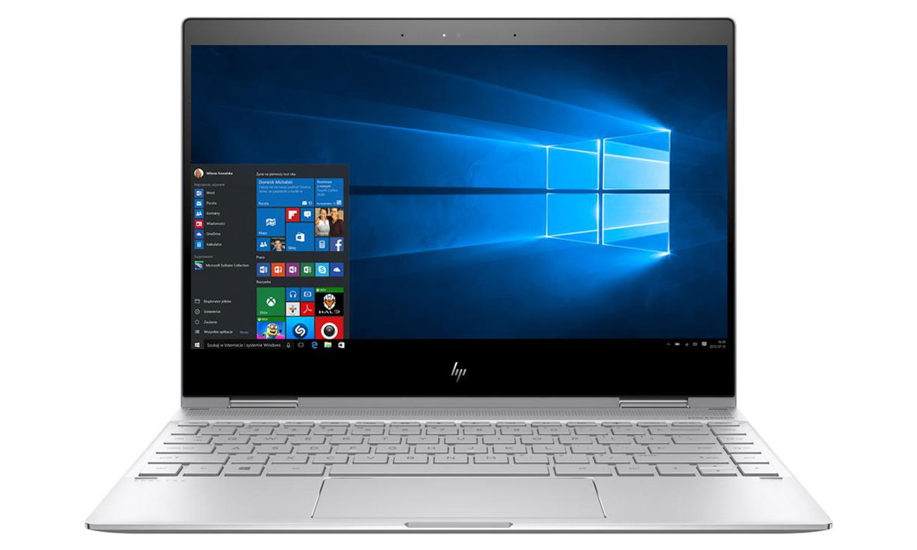 HP Spectre x360 intel core i5 ósmej generacji
