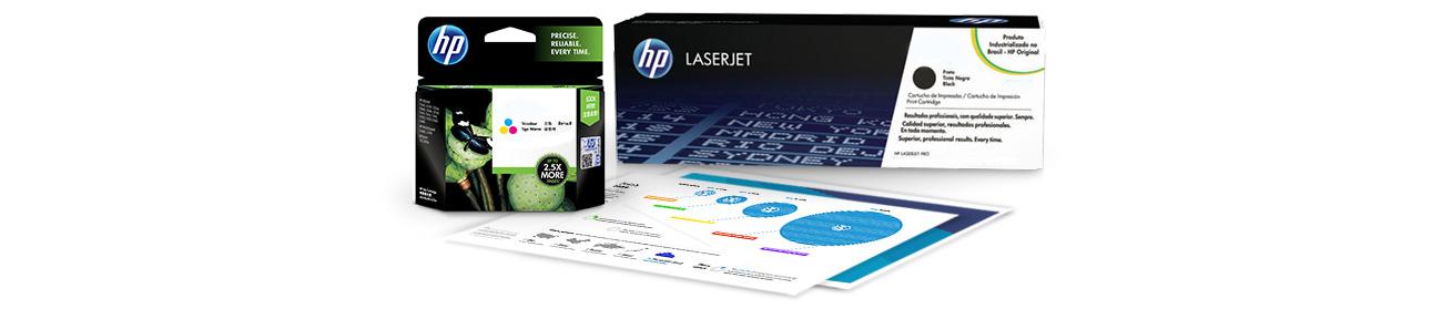 HP gwarancja świetnego wydruku