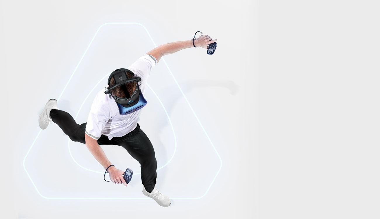 Klips do gogli VR HTC VIVE Cosmos