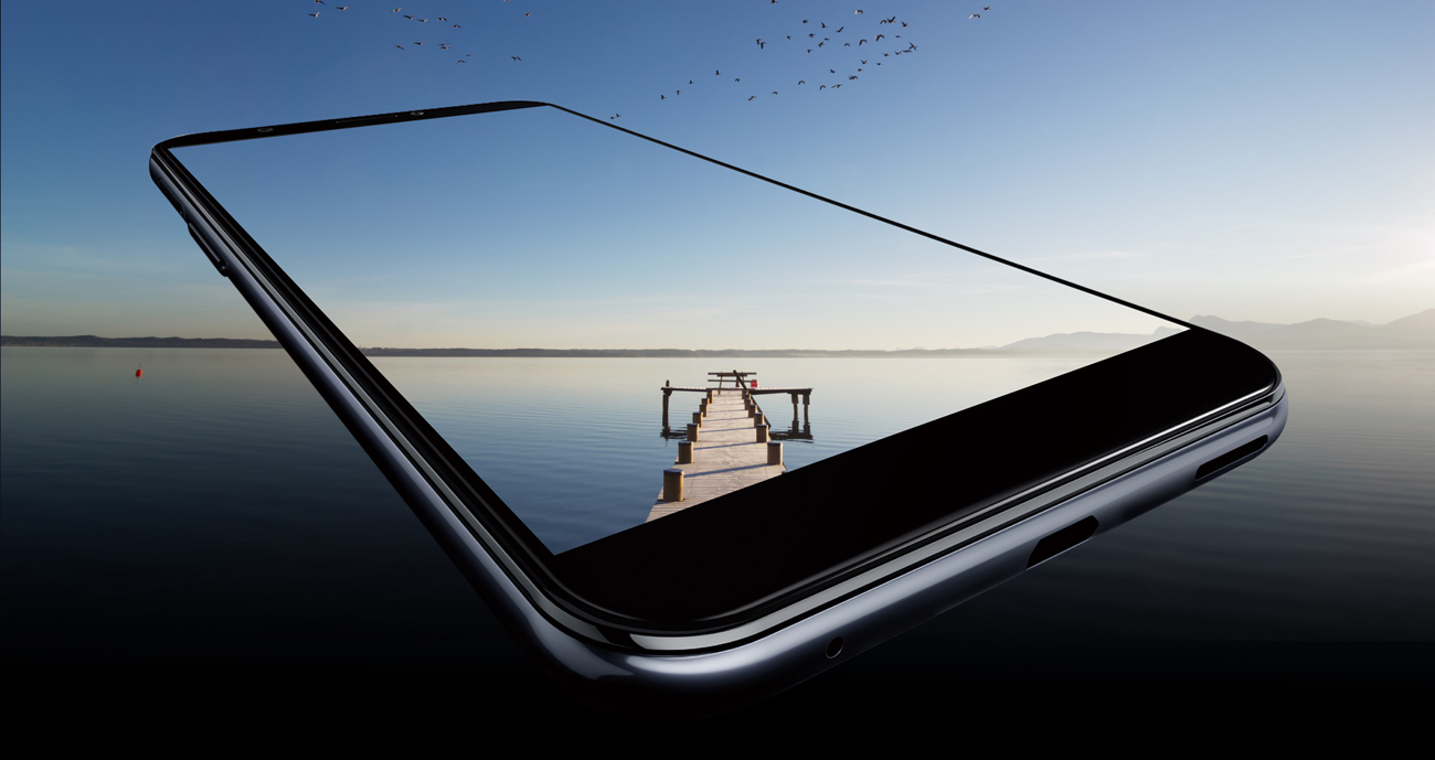 HTC Desire 12s panoramiczny ekran ips