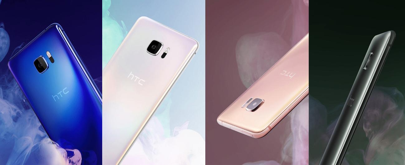 HTC U Ultra technologia dźwięku Usonic